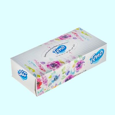 دستمال کاغذی جعبه ای 100...