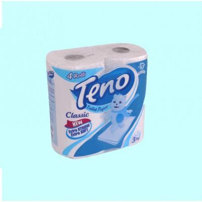 دستمال کاغذی دلسی 4 قلو(تنو)