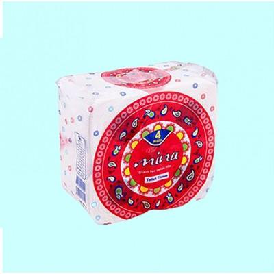 دستمال کاغذی دلسی 4 قلو(مینا)