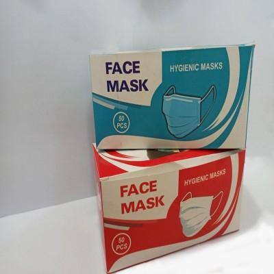 ماسک سه لایه پرس حرارتی 50...